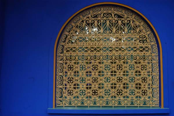 外国語学習法 アラビア語雑学入門メール講座 モロッコ 青い壁