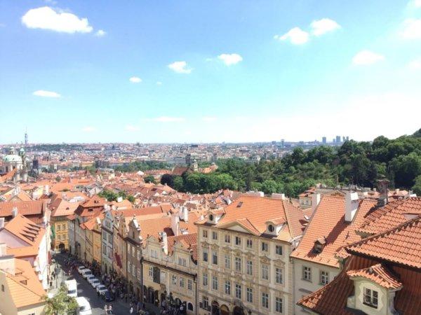 初めてエアビーに宿泊したチェコ、プラハのストラホフ修道院